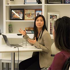 Lisa Kung speaks to Chic Geek