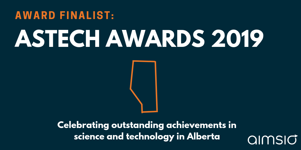 ASTech Award Graphic