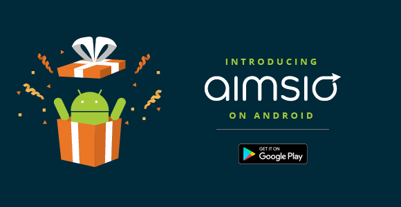 Aimsio and Android Press Release