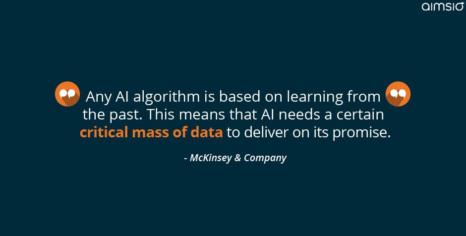 Aimsio - AI with critical mass of data