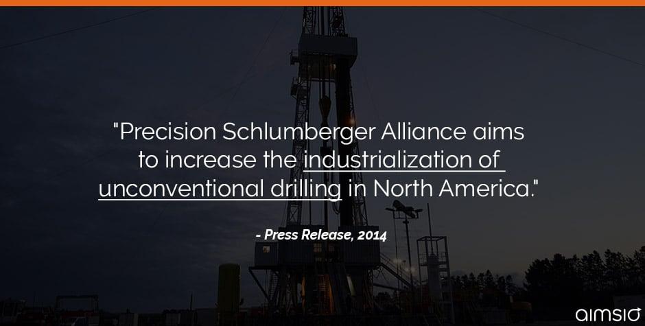 Precision Schlumberger Alliance